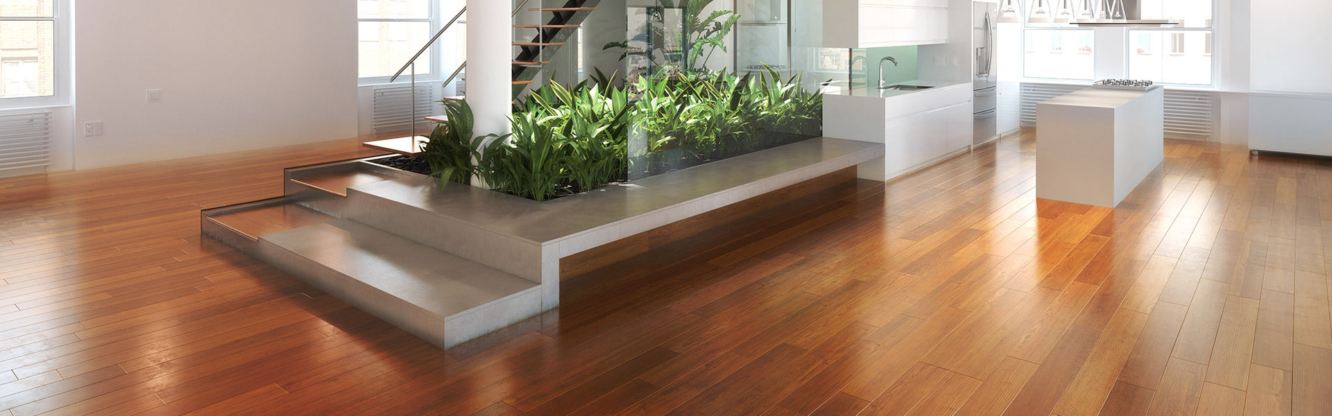 Solid And Engineered Parquet